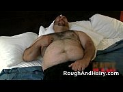 chubby hairy gay dude has great sex gay video