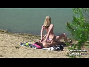 Picture German Young couple voyeur at fuck on beach...