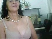 Mature Chinese woman