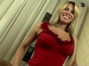 Picture Pretty blonde young tranny
