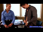office gay hunk assfucks bottoms tight.