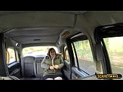 chubby hot chick gets fucked in the cab.