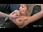 french mature cougar hard analized for her amateur.