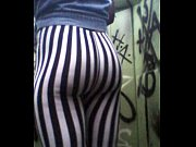 Ebony Cd twerks ass in leggings