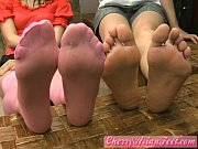 cherry asianfeet - model double girls