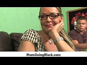 Hot horny mommy getting black cock 19