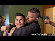Amazing gay scene Andy Taylor, Ryker Madison, and Ian Levine were