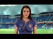 Sexi Italian Babe World Cup - www.7porn.blogspot.com view on xvideos.com tube online.