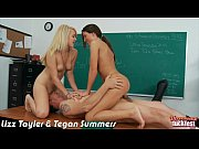 Lizz Tayler and Teagan Summers