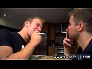 Gay blowjob in front of mummy Jake Parker &amp_ Dustin Fitch