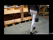 hot german amateur public blowjob and.