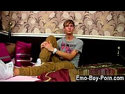 Gay teen seducing another gay teen Connor Levi is one slender and