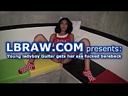 ladyboy guitar gets fucked bareback
