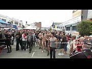 procession of gay men group sex video