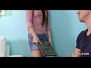 Petite tiny girl drilled Lacie Channing_5 91