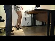 sexy secretary abused by her boss.