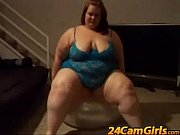 ssbbw bouncing and shaking www.24camgirls.com