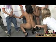 Her First Interracial Swinger Group 9