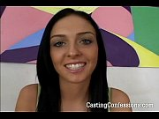 20 Year Old Stephanie Is Cast For Porn Scene PornCasting 5 Min