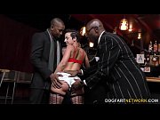 interracial threesome with jada stevens -.