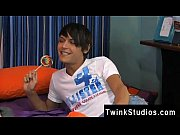 twink video the cutie is slurping and deep-throating.