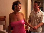 Picture Sexy cougar fucks a lucky younger guy