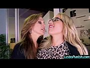 Lesbo Girl (julia &amp_ olivia) Get Hard Punishment From Mean Lesbian mov-02