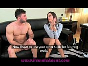 FemaleAgent Massive cumshot...