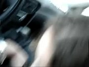 dirty blowjob action in car -.