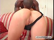 Anal foursome: Two big ...