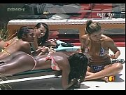 Vídeo com as gostosas na piscina do bbb