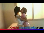 sexy hot babes in asian kissing