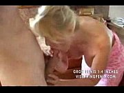 Blond chick sucks