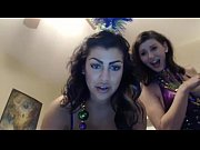 briana l and her girlfriend masturbation on cam..