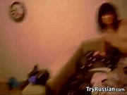 russian couple making love on camera
