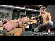 Hot teen guys in bondage and black male bondage gay Dean gets