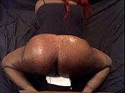 bbw tranny riding dildo on webcam