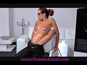 FemaleAgent MILF gets...