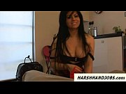 lauren sophia gives harsh handjob