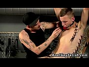 Gay bondage images young The smoking dominant guy starts off with