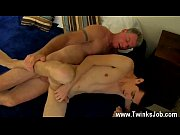 gay clip of daddy brett obliges of course,.