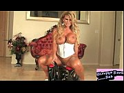 sophia rossi big boobs breasts rides rocker corset.