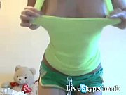 blonde teen on live cam fingering