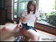 Fetish game of Asian babe who shows