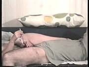 Amateur Handjob with urethral vibrating sound