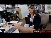 conniving pawnbroker pounded this chick hard