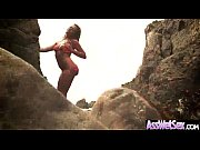 curvy ass girl (mia malkova) get oiled and.