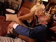 Hot Beautiful Blonde in Lingerie Fucked and Anal, Helen Duval and Philip Dean view on xvideos.com tube online.