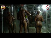 Big Brother Africa Shower Hour - Sheillah JJ Nhlanhla, nude in kenyan club Video Screenshot Preview