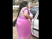 serial actress sukanya hot thick long hair back.